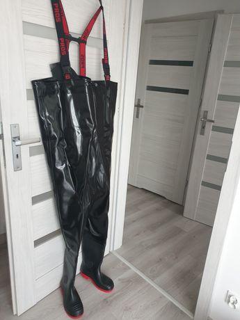 Nowe spodniobuty Wodery r.42 PROS Strong SB01