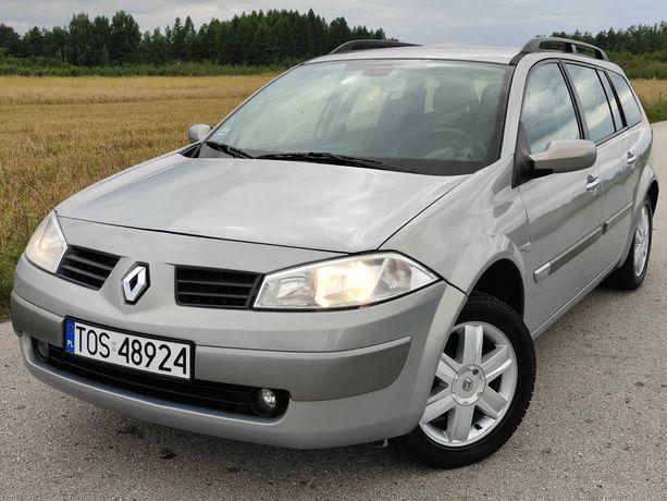 Renault Megane 1.6 Benzyna_Lift_1 Właściciel_Gwarancja w cenie