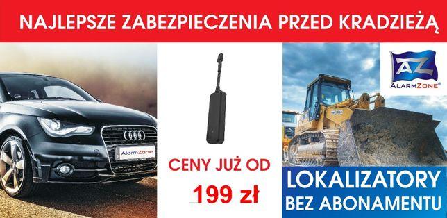 LOKALIZATOR GLONASS - HIT ROKU - bez abonamentu - AlarmZone CJ780 +SIM