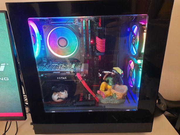 Computador Gaming i7 6700 GTX 1060 6GB + Monitor AOC 75Hz