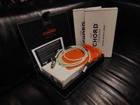 379zł -> 279zł Chord kabel xlr do mikrofonu przewód mikrofonowy TAhifi