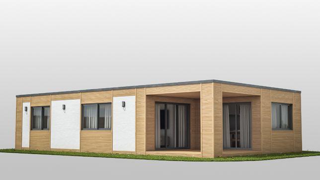 Строительство модульных домов под заказ. Каркасные дома под ключ.
