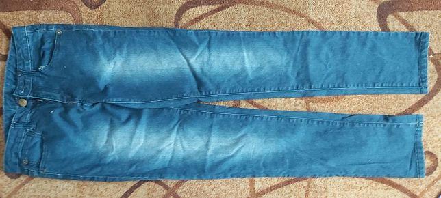 Дівчата джинси на 8-10 років. Одні утеплення. 1шт 100гр.