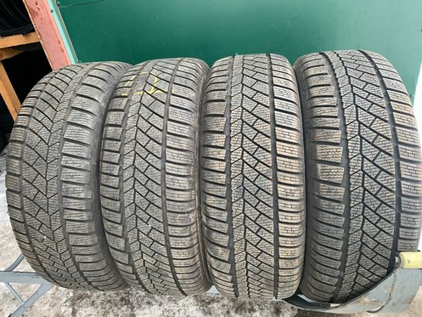 Зимові шини 225/60R17 Continental TS830P RFT 4шт 8,5мм 19,18рік