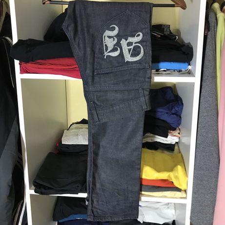 Мужские темные джинсы Armani Jeans