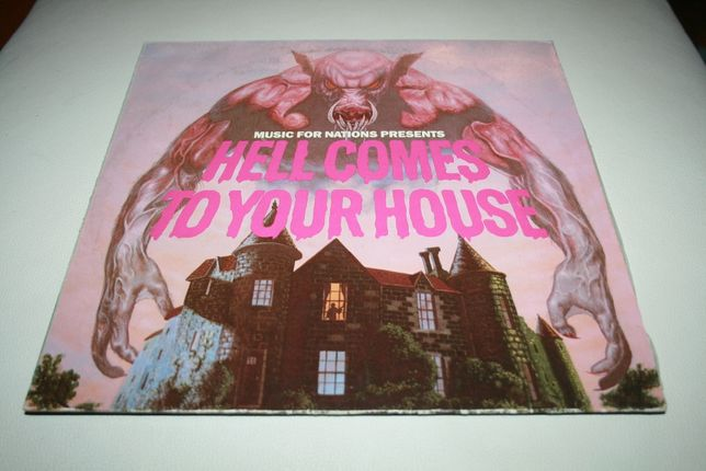 LP płyta winyl Music For Nations Presents Hell Comes To Your House