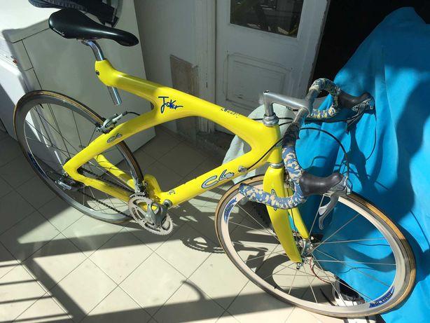 Bicicleta Usada Estrada C4 Joker Carbono 55