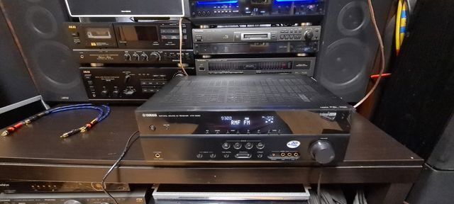 Amplituner Yamaha HTR 3063