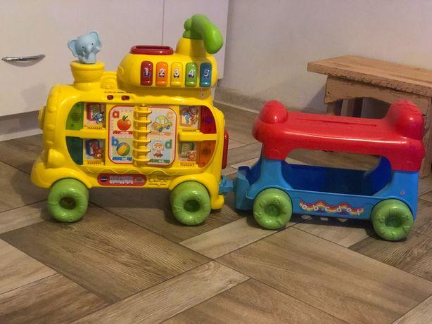 Pociąg jeździk  dla dziecka