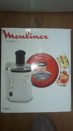 Соковижималка Moulinex ju350