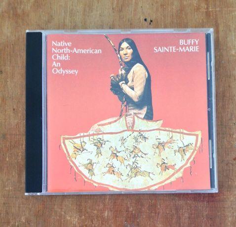 Buffy Sainte-Marie - Native North-American Child: An Odyssey