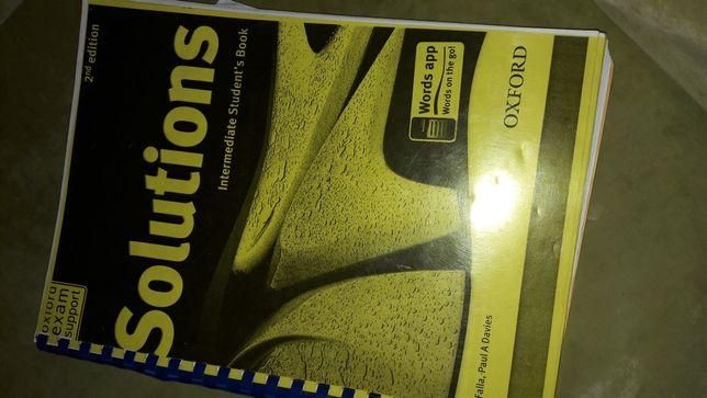 Книга Intermediate Student's book