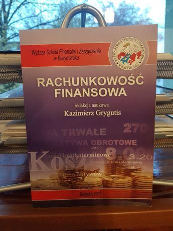 Rachunkowość finansowa - K. Grygutis
