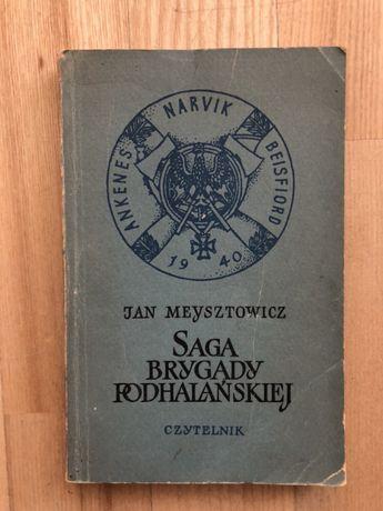 Jan Meysztowicz | Saga Brygady Podhalańskiej