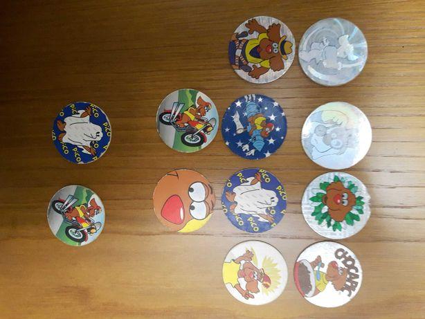 Tazos chocapic - Colecção quase completa