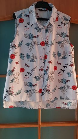 Koszula damska bez rękawów r. 36