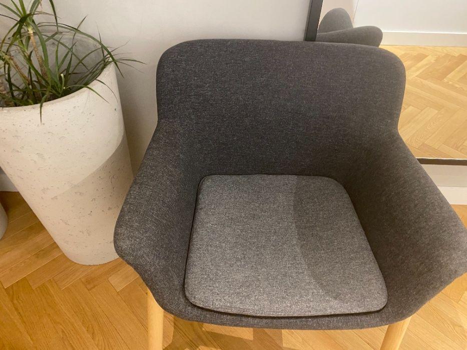 Fotel szary Vedbo, IKEA Wrocław - image 1