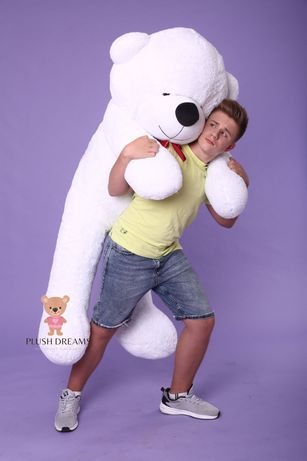 Плюшевый мишка ,плюшевый медведь , мягкая игрушка ,большой мишка