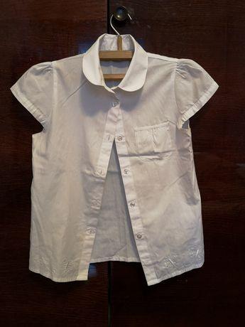 Блузка школьная 11-12лет