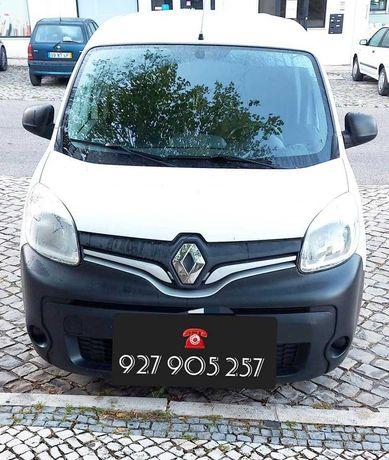 Renault Kangoo iva dedutivel