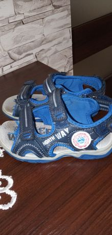 Sandalki dla chłopca rozm.27
