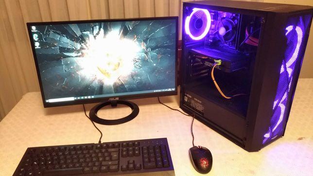 PC Desktop Gaming I5-9400F | GTX 1660 | 16GB RAM | 1TB | Wi-Fi