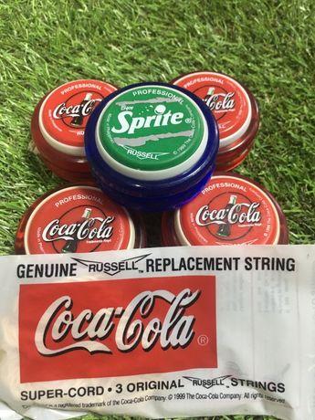 YO-YO coca cola- sprite 1999