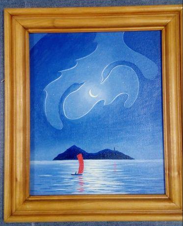 Продам картину - морський пейзаж