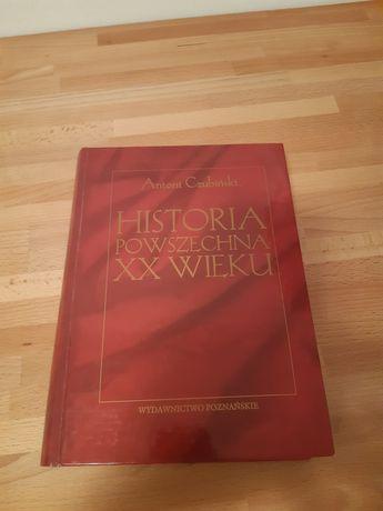 Książka Historia Powszechna XX wieku