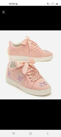 Nowe buty są świetne