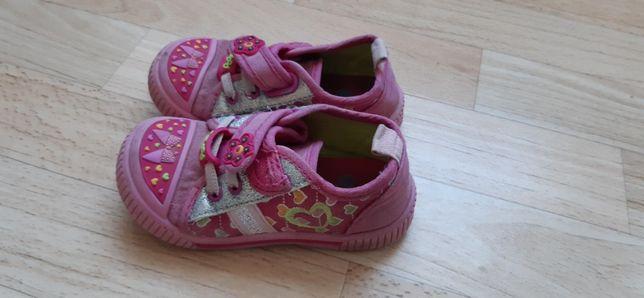 Buty tenisówki dziecięce 23