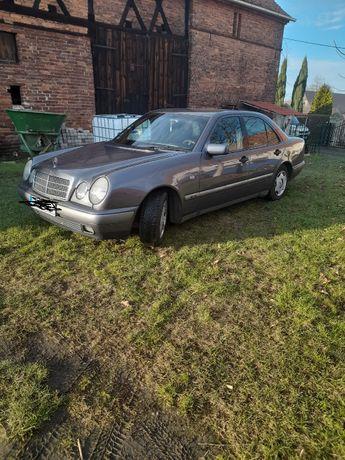 Mercedes Benz E-Klasa W210