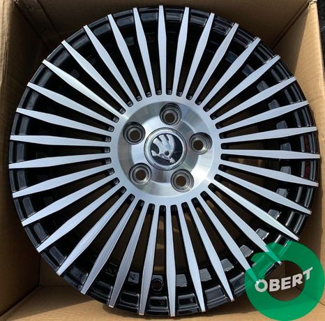 Новые литые диски R15 5*100 на Volkswagen Polo Skoda Fabia Seat Ibiza