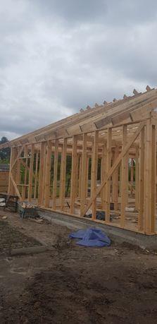 Строительство Каркасно-щитовых дачных домов,бань,саун ,по Украине