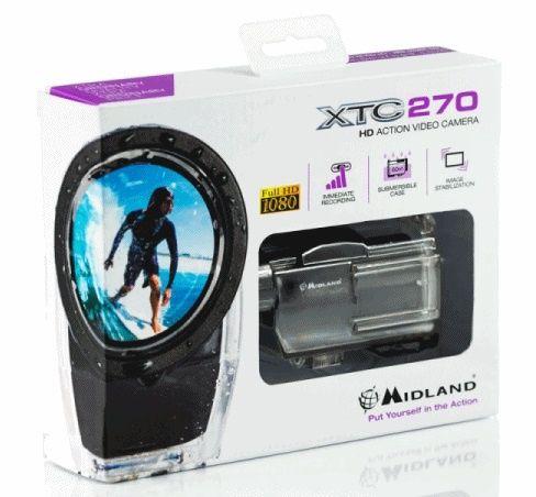 Kamera Sportowa XTC-270 Full HD