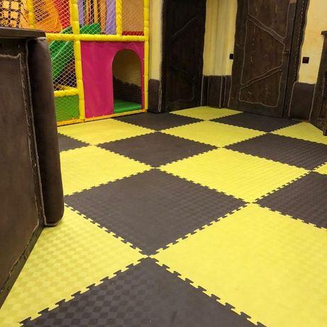 Детские коврики-пазлы ЭВА Мягкое покрытие в детские игровые комнаты