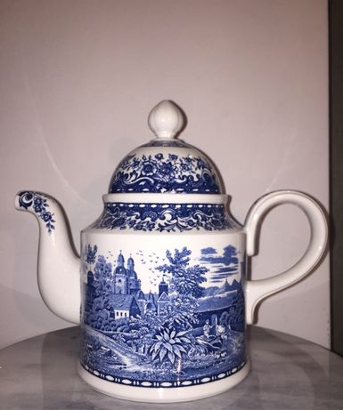 Villeroy&boch Чайник Blue Castle