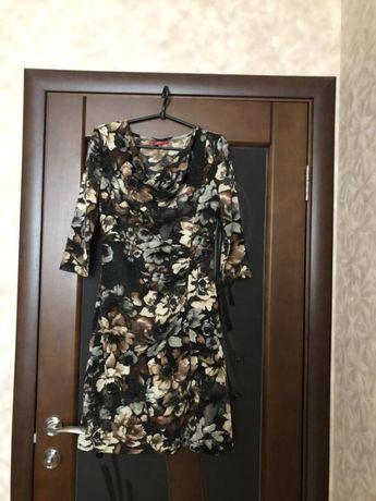 Распродажа. Кашемировое красивейшее платье бренд LIV Америка. Новое