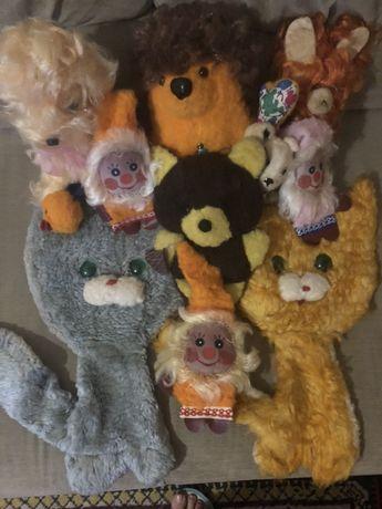 мягкие игрушки (СССР)