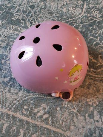 Dzieciecy kask rolki, rower, deskorolka.