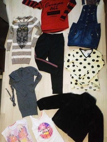 Пакет вещей на девочку подростка