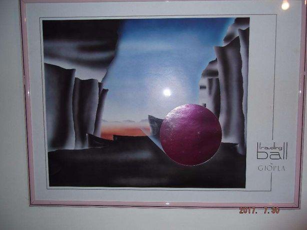 Comjunto de 3 quadros de parede (By Giopla)