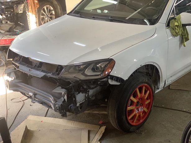 Капот  Volkswagen toureg/ 7P6823031 / 7P6823031A / бампер Toureg