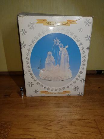 Leonardo collection\Winter wonderland\Away in a manger\вертеп