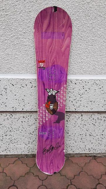 Deska Snowboardowa Nitro Eero Ettala Zebra