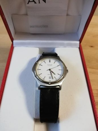 Relógio Titan Analógico Ref. 535SDC