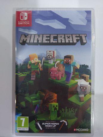 Minecraft Nintendo Switch Nowa Kraków