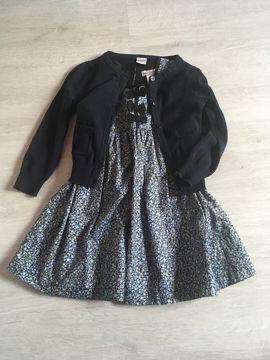 Sukienka+sweterek r. 104