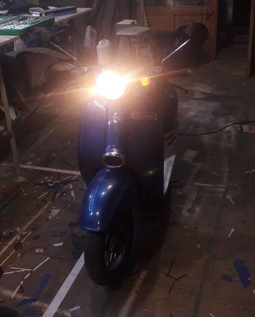 Мопед скутер Honda jiorno хонда джорно