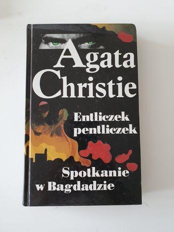 Agata Christie - Entliczek pentliczek & Spotkanie w Bagdadzie